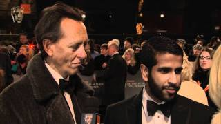 Richard E. Grant - Film Awards Red Carpet 2012