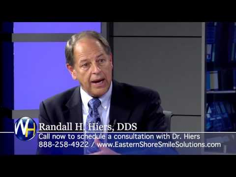 Sedation Dentistry with with Cambridge MD dentist Randall H. Hiers, DDS