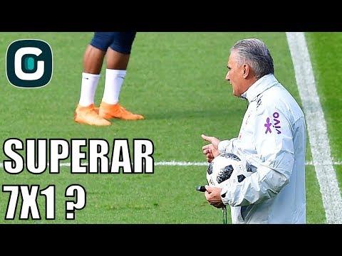 Alemanha X Brasil | Superar O 7x1?- Gazeta Esportiva (26/03/18)