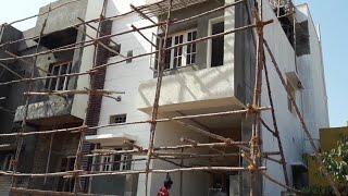 18 × 40 East face duplex house plan walk through - Full Movies ...