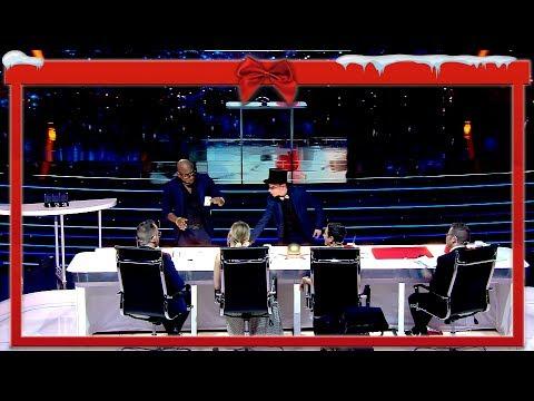 Joel y Tomás, un dúo de magos para vacilar al jurado | Especial Nochebuena | Got Talent España 2018