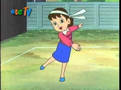 Ninja Hattori - Mamá juega al volleyball (Audio Latino) [ETC TV]