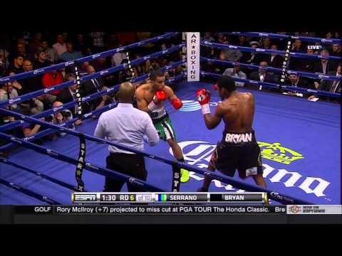 Рэймонд Серрано - Джереми Брайан. HD / Raymond Serrano vs. Jeremy Bryan