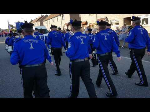 Newmains Loyalists @ larkhall streets parade