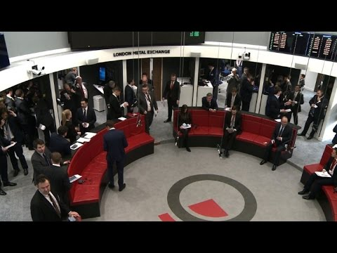 Europe's last old-school trading floor moves home