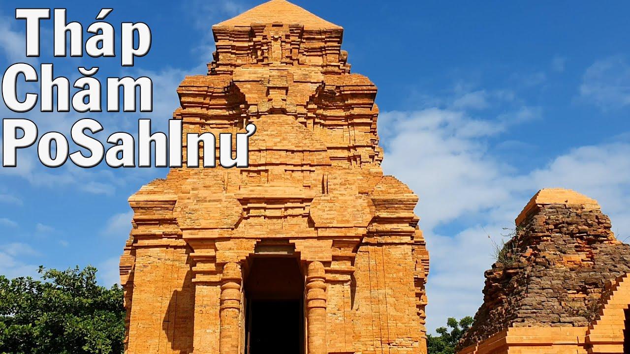 Tham quan tháp Chăm Po Sah Inư | Du lịch Bình Thuận