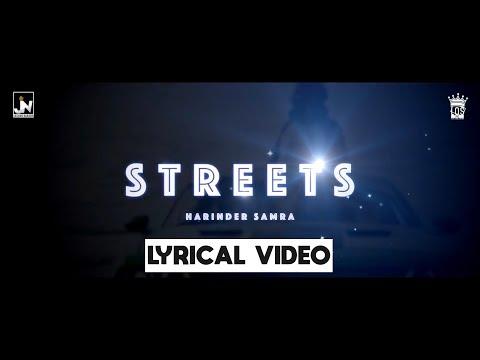 Streets | Harinder Samra | Official Music Video | Los Pro | 2018