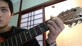 Veja bem meu bem -los hermanos tutorial parte 2