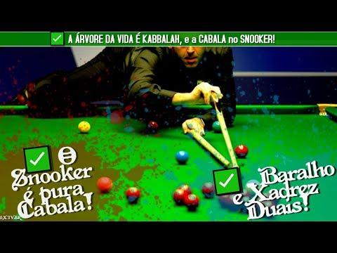 1º Campeonato de Snooker EX Cabala Original