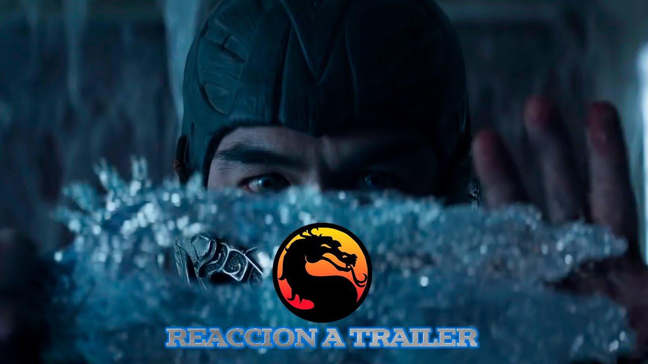 REACCIÓN TRAILER DE MORTAL KOMBAT! | SPECTRO REACCIONES
