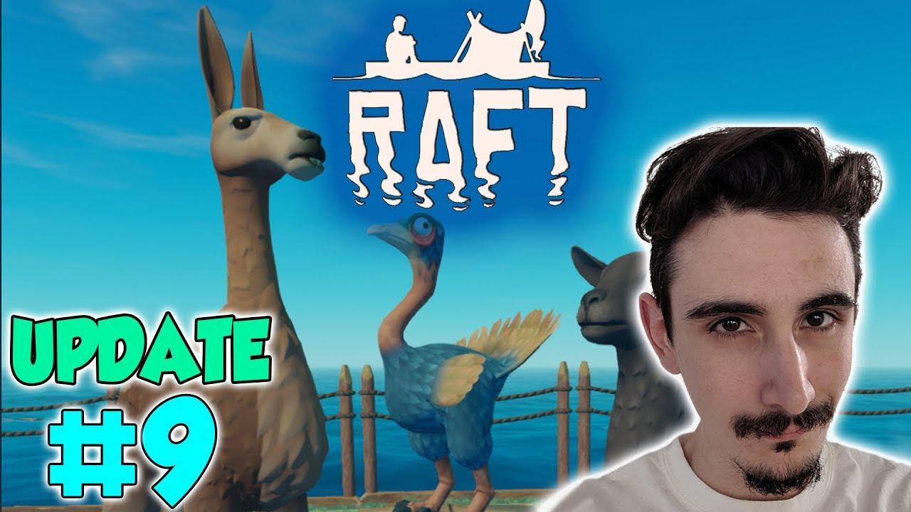 catching animals | Raft Update 9