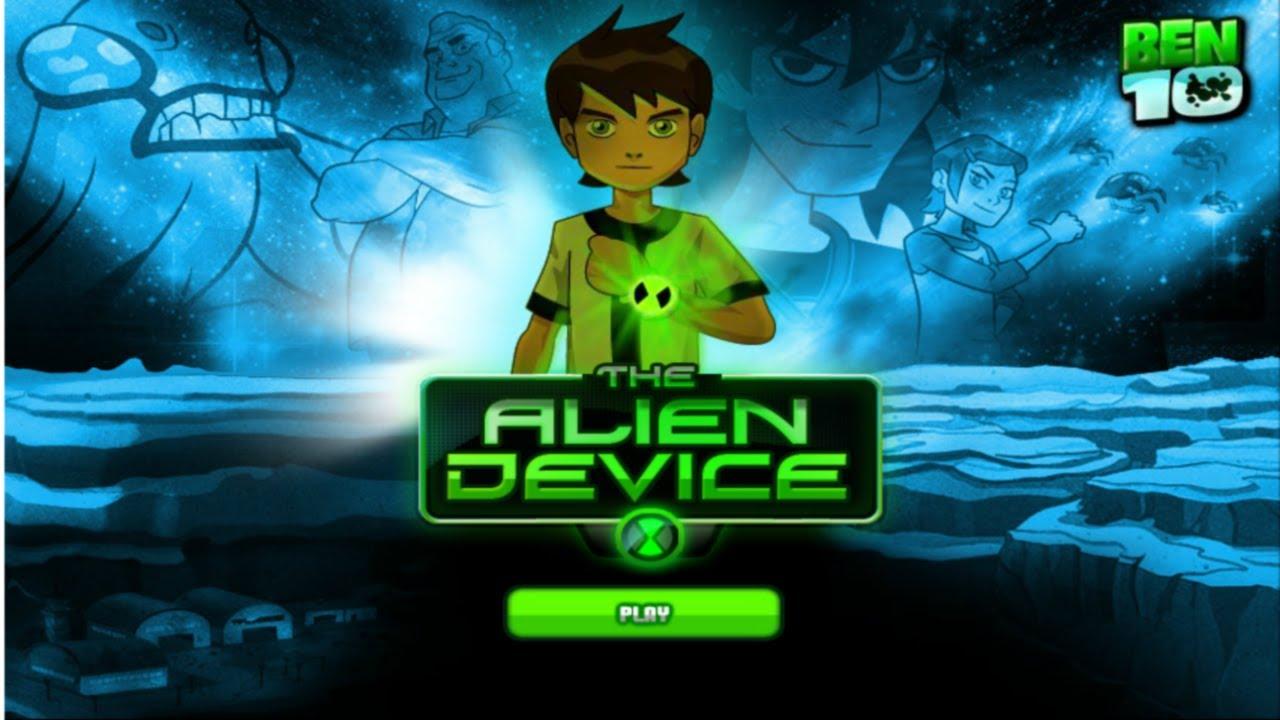 Ben 10 – Alien Device Chapter 1,2,3 Gameplay Walkthrough ...