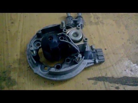 Датчик температуры впускаемого воздуха ДТВВ моновпрыск Bosch