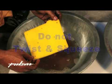 Pulsar Do It Yourself - Air Filter Cleaning