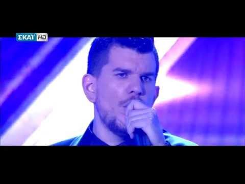 Stereo Soul - Grande Amore | The X Factor Greece | Live 9 | 01 JUL 2016 | HD 1080i
