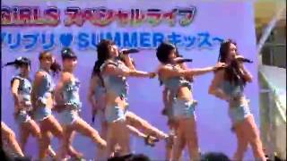 イトーヨーカドーpresents 「SUPER☆GiRLS スペシャルライブ~恋☆水着で、プリプリ♥SUMMERキッス~」 2012年5月5日.