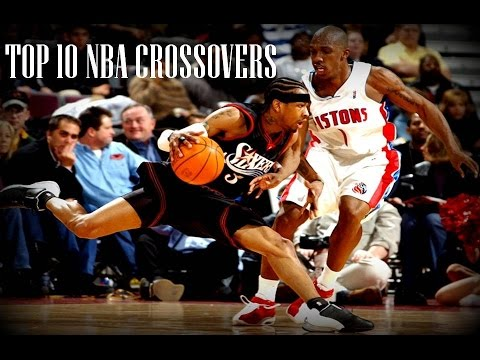 Top 10 NBA Crossovers of All Time