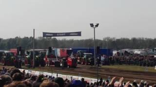 Tractor pulling Füchtorf 2017