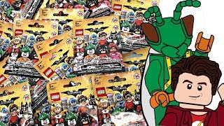 LEGO Batman Minifigures Guessing Game! 20 Pack Challenge!