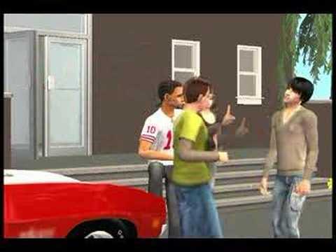 Let me go - 3 doors down Sims 2 version