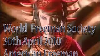 Maggot On The World Freeman Society American Freeman 015 30th April 2010