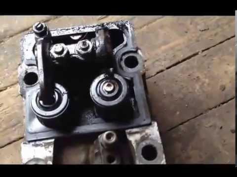 Замена маслосьемных колпочков на автомобиле камаз