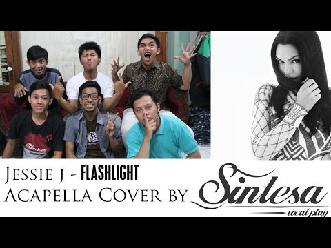 Flashlight - Sintesa Vocal Play (Acapella Cover) Jessie J / Pitch Perfect 2