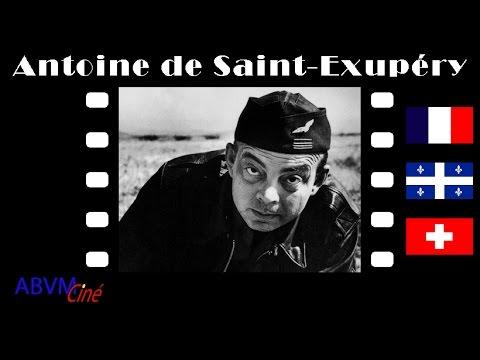 Antoine de Saint-Exupéry Biographie - Français