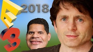 E3 2018 WAS A DISASTER