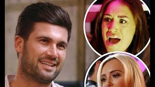TOWIE's Dan Edgar ENDS his romance with Clelia Theodorou    as former flame Amber Turner moves