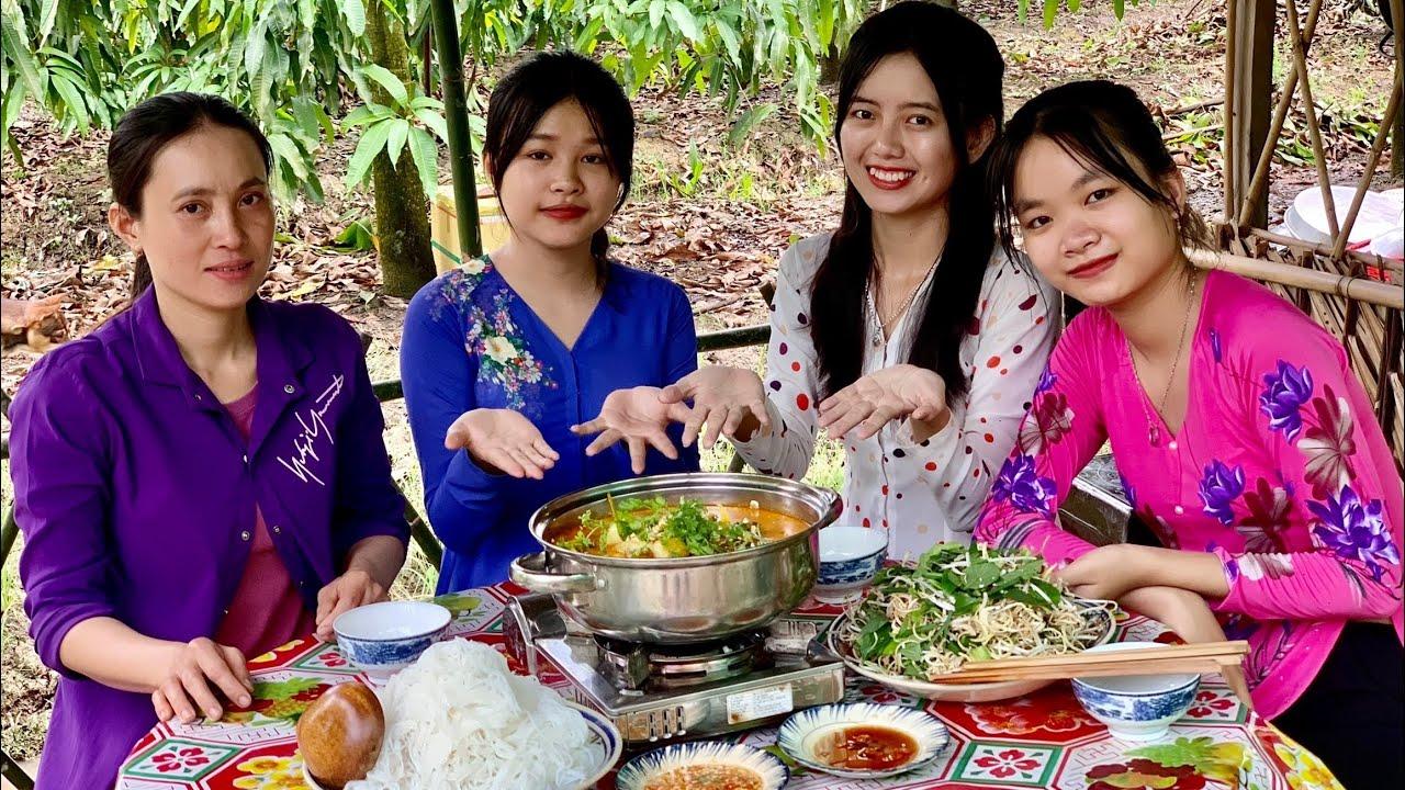 Ếch Đồng Nấu Ca Ri Thơm Ngon Đậm Đà Hương Vị Miền Tây   NĐMT #125