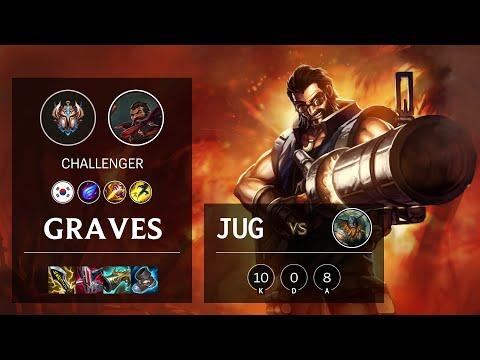 Graves Jungle vs