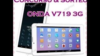 (concurso) Sorteo de un tableta ONDA V719