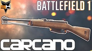 Carcano M91 Cómo desbloquear y Reseña Battlefield 1 Guía de Armas ( PizzaHead )