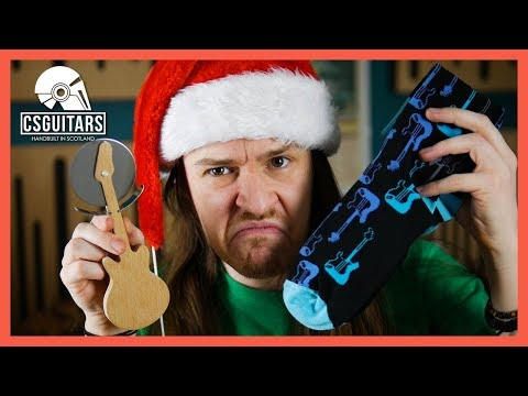 5 Christmas Gifts NOT To Get A Guitarist