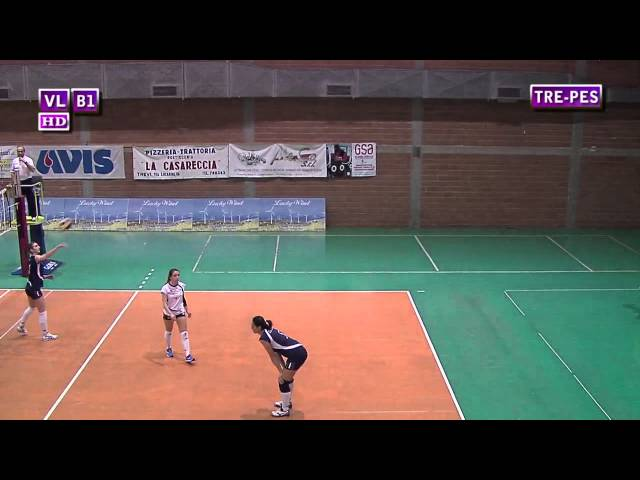 Trevi vs Pesaro - 5° Set