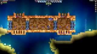 Starbound Ultimate Automatic Airlock Tutorial