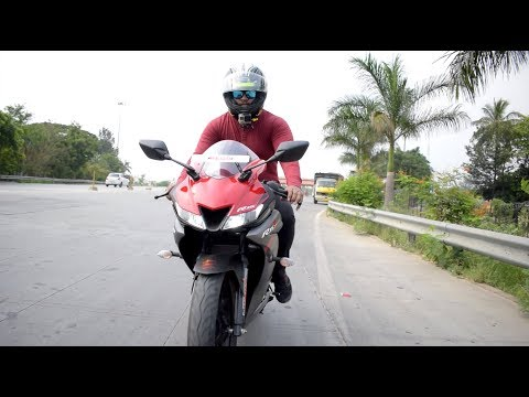 Buy Yamaha R15 V3 after watching this !! | Review and exhaust note