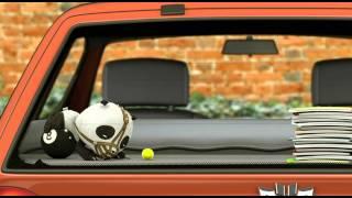 Space Hunger, Christmas, Drive In, Panda Zone, Traffic Jam, Diet, Funfair, Eggs