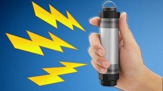 Круто!! Светодиодный фонарь powerbank. Посылка из Китая.