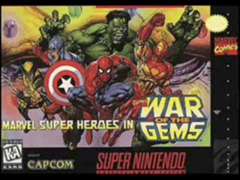 War of the Gems - Boss Battle Theme