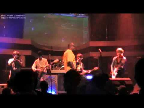 Oversight - Padang Bulan(ska cover) live@liquid cafe Jogja