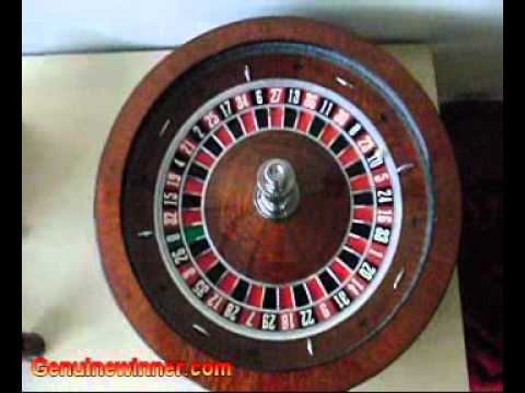 Roulette Spins in Slow Motion - YouTube