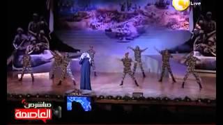 اغنيه حسين الجسمي للجيش المصري .. تسلم إيديك جديد 2013