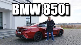 BMW M850i (ENG) - Test Drive and Review