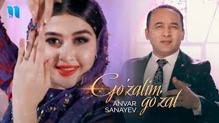 Anvar Sanayev - Go'zalim Go'zal | Анвар Санаев - Гузалим гузал (Yangi Yil Kechasi)