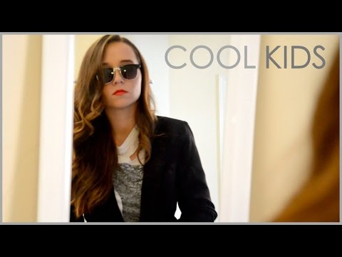Cool Kids - Echosmith | Ali Brustofski Cover (Music Video)