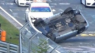 CRASH COMPILATION Nordschleife 2016 Nürburgring Best of CRASH, FAIL & ALMOST CRASH 2016