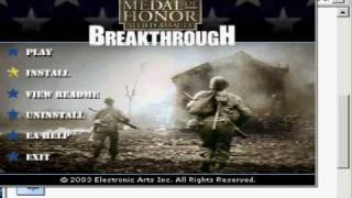 Free download Medal of Honor Allied Assault Breakthrough expansion