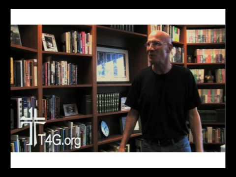 C. J. Mahaney - Study Tour [T4G 2010]